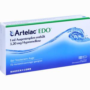 Abbildung von Artelac Edo Augentropfen 30 x 0.6 ml