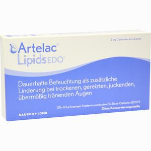 Abbildung von Artelac Lipids Edo Augengel 30 x 0.6 g