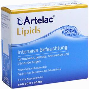 Abbildung von Artelac Lipids Md Augengel 3 x 10 g