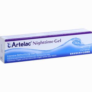 Abbildung von Artelac Nighttime Gel Augengel Dr gerhard mann 1 x 10 g