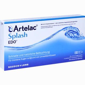 Abbildung von Artelac Splash Edo Augentropfen 10 x 0.5 ml