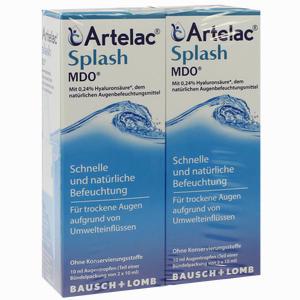 Abbildung von Artelac Splash Mdo Augentropfen  2 x 10 ml