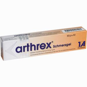 Abbildung von Arthrex Schmerzgel Gel 50 g