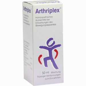 Abbildung von Arthriplex Tropfen 50 ml