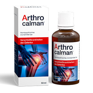 Abbildung von Arthrocalman Fluid 50 ml