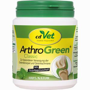 Abbildung von Arthrogreen Futterergänzung Vet 70 g