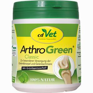 Abbildung von Arthrogreen Futterergänzung Vet 345 g