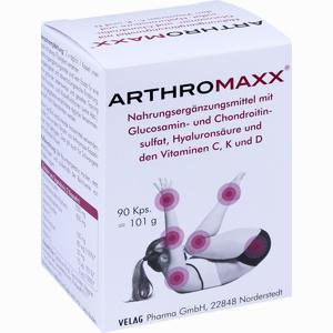 Abbildung von Arthromaxx Kapseln  90 Stück