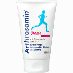 Abbildung von Arthrosamin Creme  125 ml