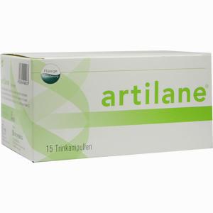 Abbildung von Artilane Trinkampullen  15 Stück