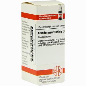 Abbildung von Arundo Mauritan D6 Globuli 10 g