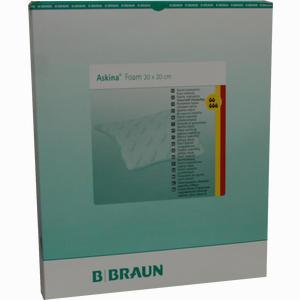 Abbildung von Askina Foam Schaumstoff- Wundauflage 20x20cm Nicht- Haftend 5 Stück
