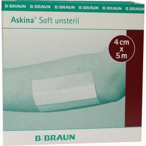 Abbildung von Askina Soft Unsteril 5mx4cm 1 Stück