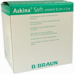 Abbildung von Askina Soft Unsteril 5mx8cm 1 Stück