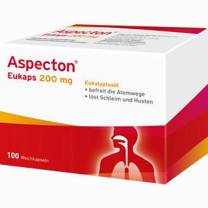 Abbildung von Aspecton Eukaps 200mg Weichkapseln  100 Stück