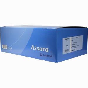 Abbildung von Assura Kolostomieverschluß 35mm Stomagröße 20- 35mm 20 Stück