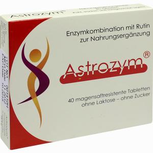 Abbildung von Astrozym Dragees 40 Stück