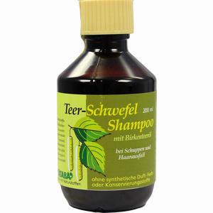 Abbildung von Ataba Teer Schwefel Shampoo  200 ml