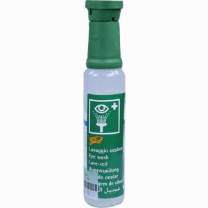 Abbildung von Augenspülflache Ecola Steril Einmalgebauch Spüllösung 250 ml