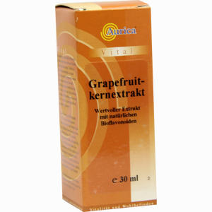 Abbildung von Aurica Grapefruiktkernextrakt 30 ml