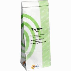 Abbildung von Aurica Thymian Tee 50 g