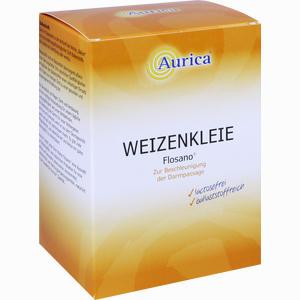 Abbildung von Aurica Weizenkleie 500 g