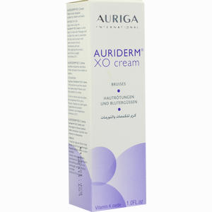 Abbildung von Auriga Auriderm Xo Cream Creme 30 ml
