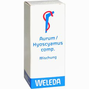 Abbildung von Aurum Hyoscyamus Comp Dilution 50 ml