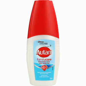 Abbildung von Autan Family Care Pumpspray  100 ml