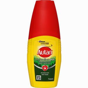 Abbildung von Autan Protection Plus Zeckenschutz Pumpspray  100 ml