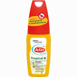 Abbildung von Autan Tropical Pumpspray  100 ml
