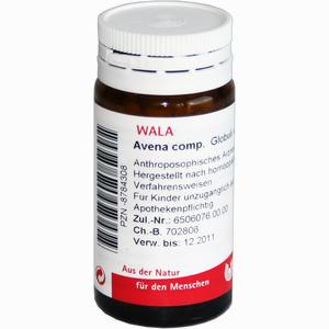 Abbildung von Avena Comp Globuli 20 g