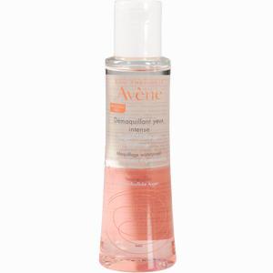 Abbildung von Avène Augen- Make- Up- Entferner Wasserfest Fluid 125 ml
