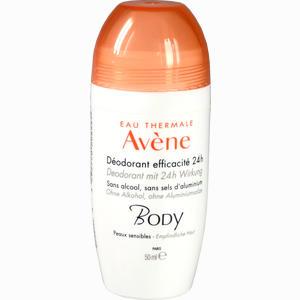 Abbildung von Avene Body Deodorant mit 24h Wirkung Körperpflege 50 ml