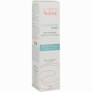 Abbildung von Avene Cleanance Women glättende Nachtpflege Nachtcreme 30 ml