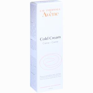 Abbildung von Avene Cold Cream Creme  100 ml