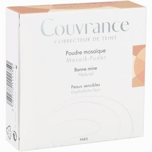 Abbildung von Avene Couvrance Mosaik- Puder Naturel  10 g