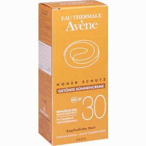 Abbildung von Avene Getönte Sonnencreme Spf 30  50 ml