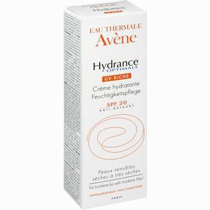 Abbildung von Avene Hydrance Optimale Uv Riche Creme 40 ml