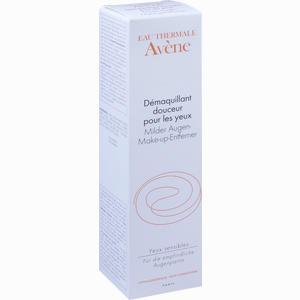 Abbildung von Avene Milder Augen-make-up Entferner Gel 125 ml