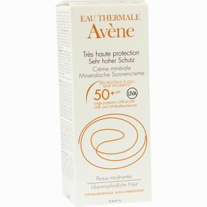 Abbildung von Avene Mineralische Sonnencreme Spf 50+ 2010  50 ml