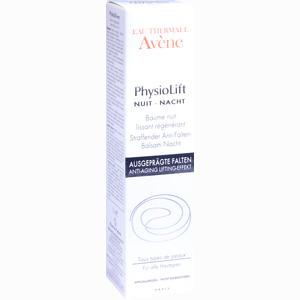 Abbildung von Avene Physiolift Nacht Straffender Anti- Falten- Balsam  30 ml
