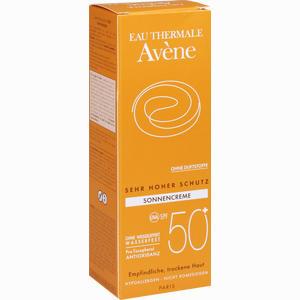 Abbildung von Avene Sunsitive Sonnencreme Ohne Duftstoffe Spf 50+  50 ml