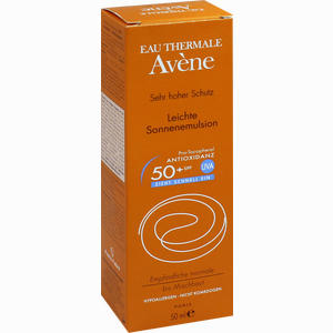 Abbildung von Avene Sunsitive Sonnenemulsion Spf 50+  50 ml