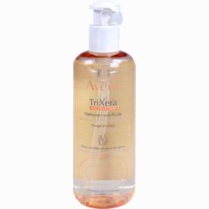 Abbildung von Avene Trixera Nutrition reichhaltiges Reinigungsfluid Gel 400 ml