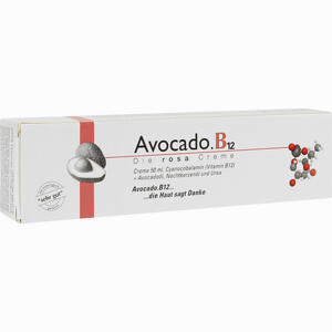 Abbildung von Avocado B12 Creme 50 ml