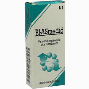 Abbildung von B1- Asmedic Tabletten 20 Stück