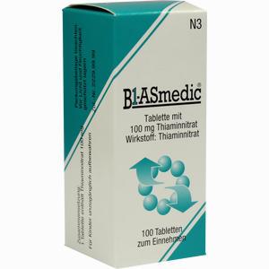 Abbildung von B1- Asmedic Tabletten 100 Stück