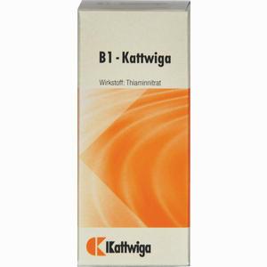 Abbildung von B1- Kattwiga Tabletten 50 Stück