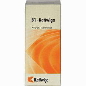 Abbildung von B1- Kattwiga Tabletten 100 Stück